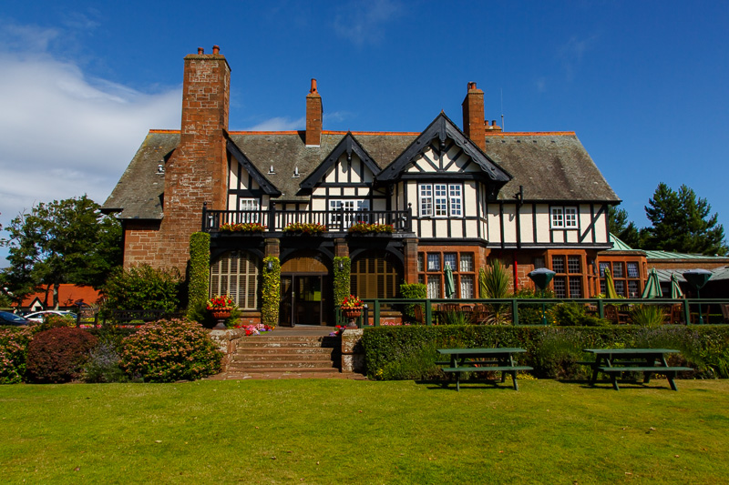 Piersland House Hotel, wedding venue