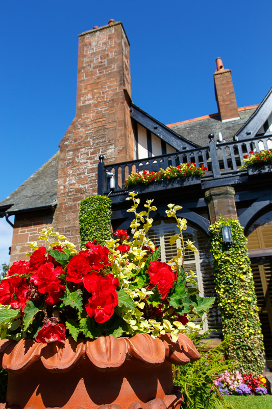 Piersland House Hotel, Troon, Scotland